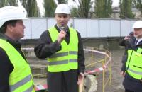 """Кличко заверил, что новая нить коллектора """"будет работать без проблем сто лет"""""""