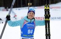 Биатлонистка Юлия Джима не исключает смену гражданства