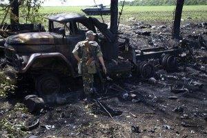 """Батальон """"Батькивщина"""" потерял бойца в результате обстрела у Горловки"""