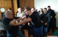 На суді у справі Муравицького в Житомирі відбулася бійка