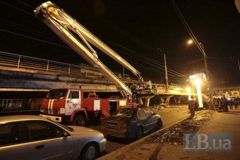 КГГА изменила маршруты общественного транспорта из-за реконструкции Шулявского путепровода