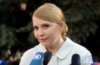 Тимошенко відмовилася знімати свою кандидатуру на користь Порошенка