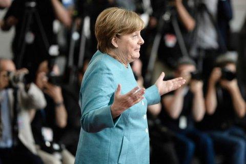 Меркель назвала війну в Україні найскладнішим для неї питанням