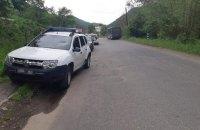 У Закарпатській області прикордонники зі стріляниною затримали контрабандистів