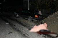 """78-летний священник на """"Ауди"""" сбил насмерть трех пешеходов на Закарпатье"""