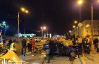 В Харькове в ДТП с участием полицейского погибли два человека