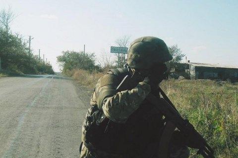 Український військовий отримав поранення наДонбасі