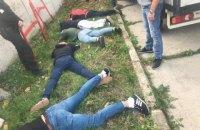 Полиция задержала 25 человек за попытку захвата сельхозпредприятия в Шепетовке