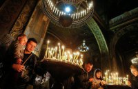 На Великдень рятувальники ДержНС чергуватимуть у храмах