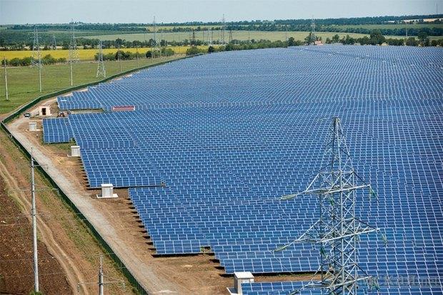 Солнечные панели в Одесской области Украины