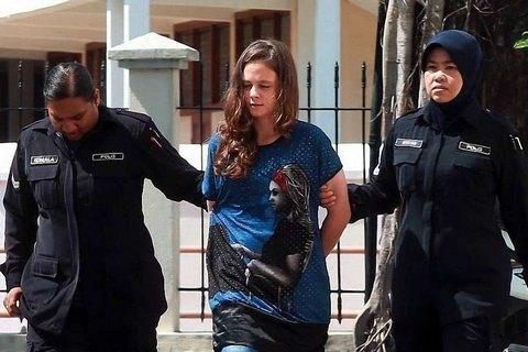 Малайзія відпустила українку, засуджену до довічного ув'язнення за перевезення наркотиків