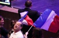 Левый марш французских избирателей