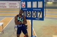 Побито світовий рекорд у потрійному стрибку