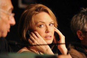Кайли Миноуг представила в Каннах фильм со своим участием