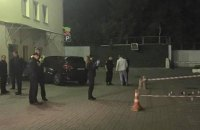 Военный ранил ножом полицейского в Киеве