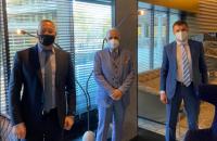 Голова НБУ зустрівся з керівництвом Світового банку та IFC