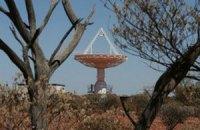 В Австралії будують найшвидший радіотелескоп