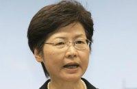 Власти Гонконга пригрозили протестующим арестом