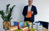 Як я «засівав» книгами у школах Ірпеня
