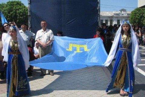 Порошенко пообіцяв направити в Раду законопроект про кримськотатарську автономію у вересні