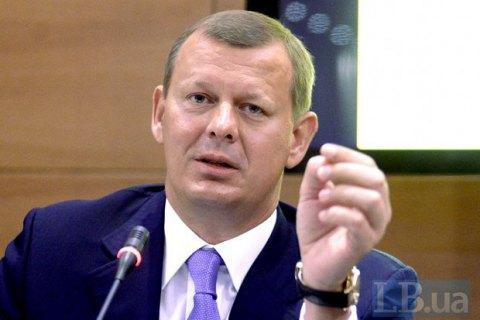 Евросоюз продлил санкции против Клюева еще на пять месяцев