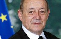 Глава МИД Франции счел преждевременной идею направления миссии ООН на Донбасс