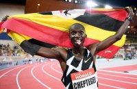 Пал мировой рекорд в беге на 5000 метров