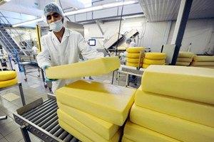 Российские проверки украинского сыра начнутся на следующей неделе