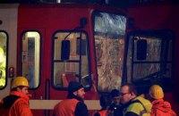 В Кельне более 40 человек получили травмы из-за столкновения двух трамваев