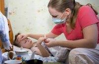 В Киевской области больше всего болеют гриппом