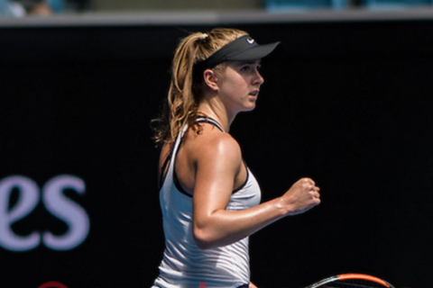 Одесситка благополучно стартовала вДубае— Теннис