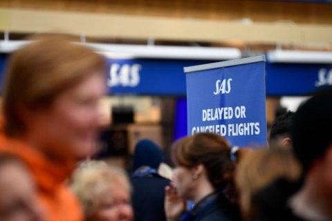 Скандинавські авіалінії скасували понад 600 рейсів через масштабний страйк пілотів