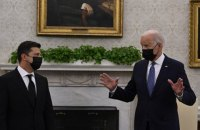 """""""Підтримка була, термінів не було"""", – Зеленський про обговорення вступу України до НАТО з Байденом"""