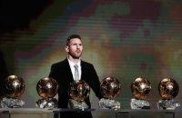 М'ячі Роналду, Мессі, Бензема і Левандовскі претендують на звання кращого гола тижня в Лізі чемпіонів