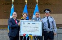 Великобритания передала Украине спецоборудование для киберполиции