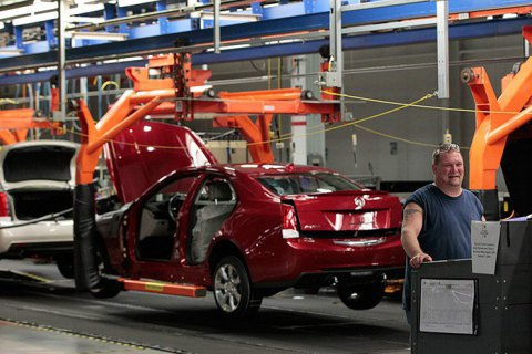 General Motors к 2035 году откажется от авто с двигателями внутреннего сгорания