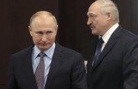 Кремль анонсував візит Лукашенка в Росію найближчим часом