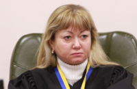 Суддю Колегаєву оштрафували на 17 тис. гривень за ДТП і позбавили водійських прав
