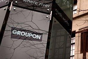 Сервіс знижок Groupon припиняє роботу в Україні