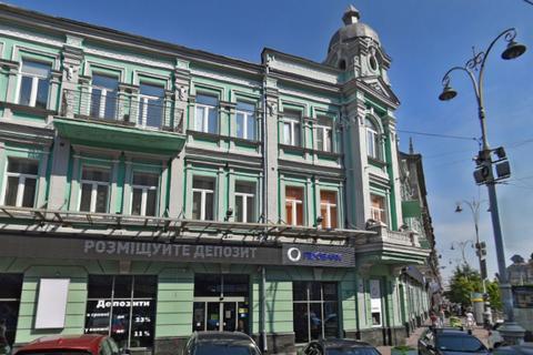 Суд арештував дві офісні будівлі в центрі Києва у справі про банкрутство Фідобанку