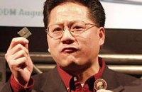Глава Nvidia объяснил низкий спрос на Android-планшеты