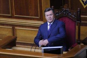 Петицию о введении санкций против Януковича поддержали почти 23 тысячи человек
