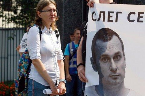 """""""Мені не залишили вибору"""", - Сенцов написав листа сестрі"""
