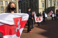 В Беларуси за два дня задержали по меньшей мере 500 человек