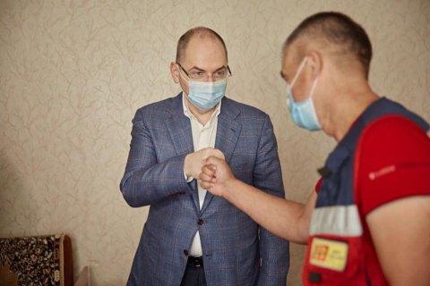 Степанов рассказал, кто в Украине первым получит вакцину от COVID-19