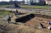 Студенты-археологи случайно нашли древнеримский храм