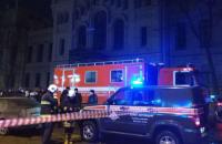 В университете Санкт-Петербурга обрушились перекрытия трех этажей