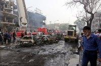 Второй теракт за день произошел в Багдаде