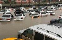 Из-за сильных дождей в Турции затопило столицу, есть погибшие