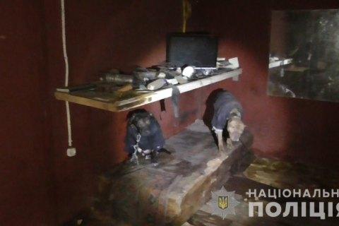 В Сумах открыли уголовное производство из-за жестокого обращения с животными